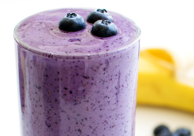 Berry Smoothie Recipe Without Yogurt