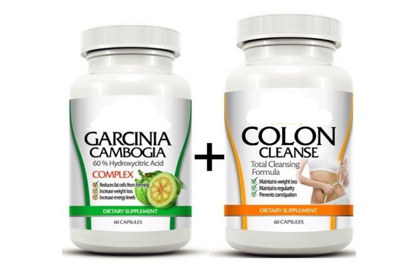 Colon Cleanse with Garcinia Cambogia