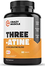 Crazy Muscle Creatine