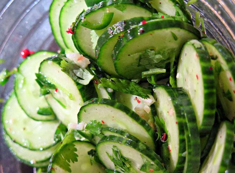 7 Days Cucumber Diet Plan