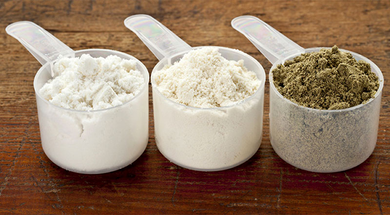 Does Whey Protein Make You Gain Weight