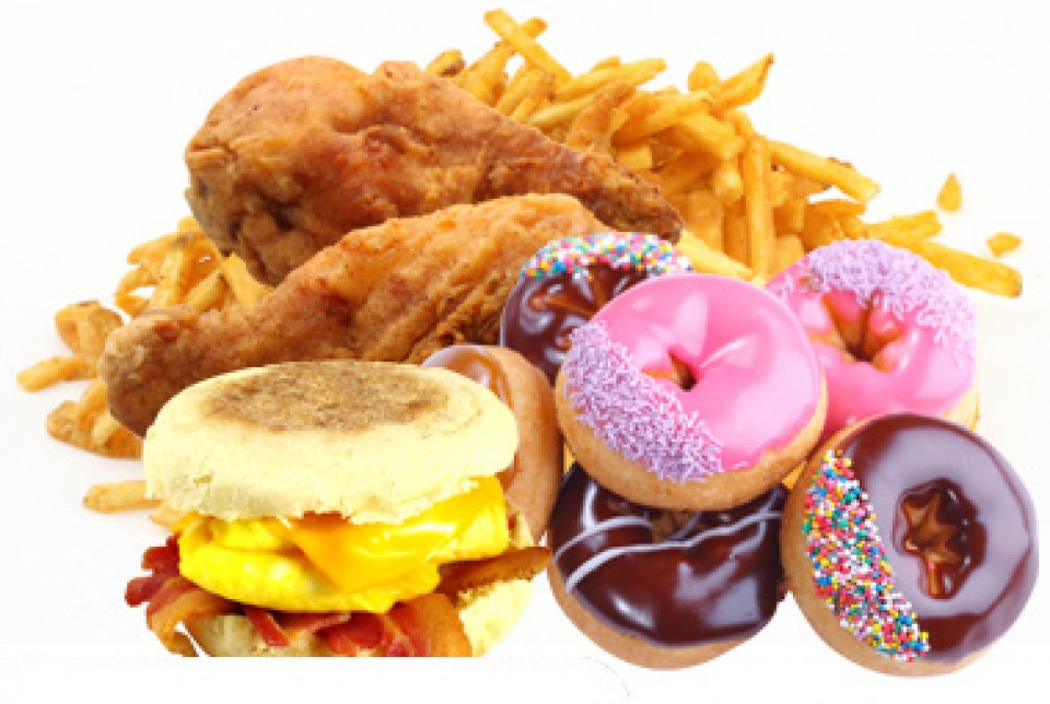 Fried foods to avoid