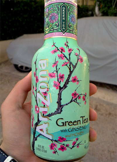 Is Arizona Green Tea Good for You