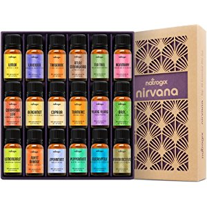 Natrogix-Nirvana Essential Oils Book