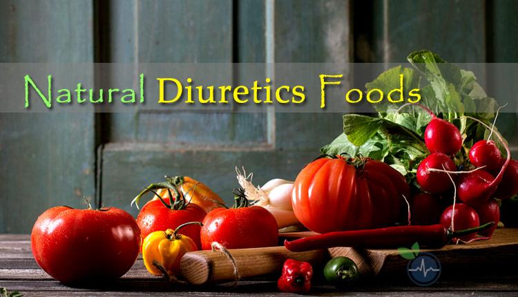 Natural Diuretics Foods
