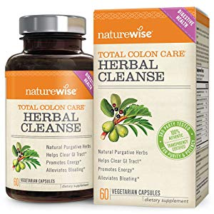 NatureWise Herbal Detox
