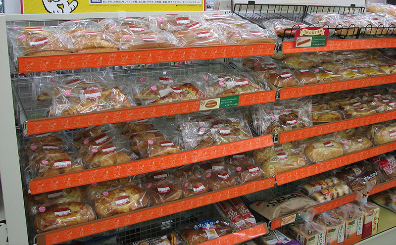 Processed foods and frozen dinners