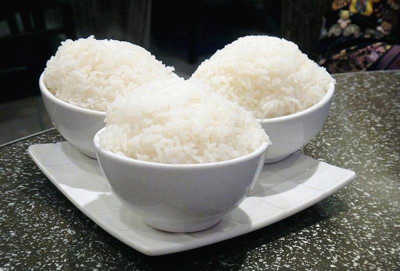 Rice Diet Menus
