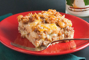 Sausage-and-Apple-Overnight-Breakfast-Casserole