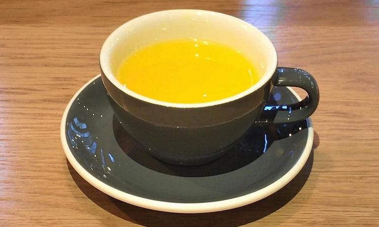 Turmeric & Lemon Tea