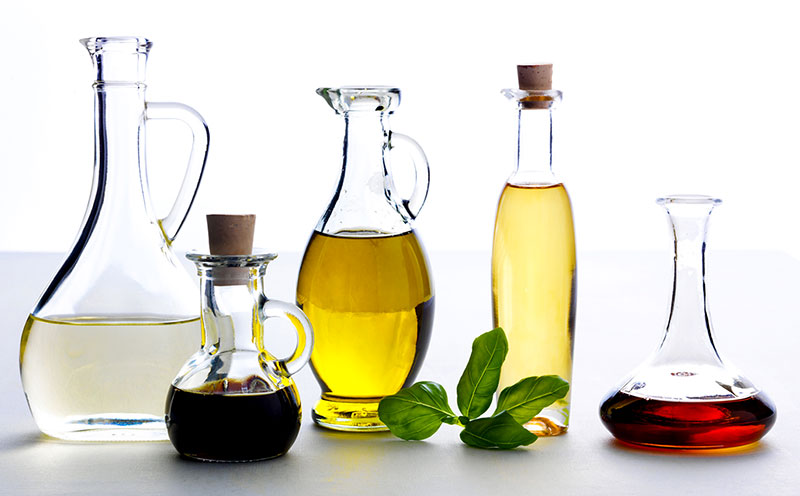 Different Types Of Vinegar