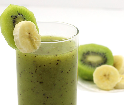 Kiwi Smoothie Recipes Without Yogurt