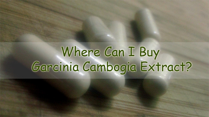 where can i buy garcinia cambogia extract